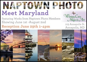 Naptown Post Card