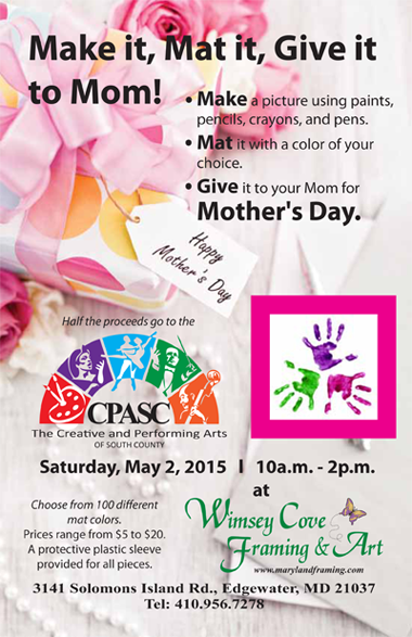 Mothers Day Event 2015