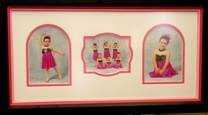 Bella-children-framed-photo